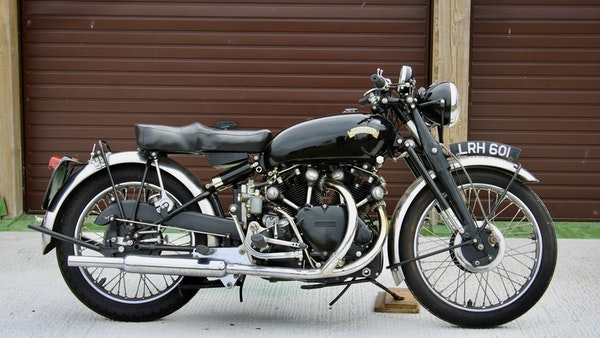 1950 Vincent Black Shadow For Sale (picture 10 of 49)