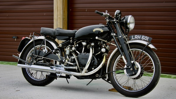 1950 Vincent Black Shadow For Sale (picture 6 of 49)