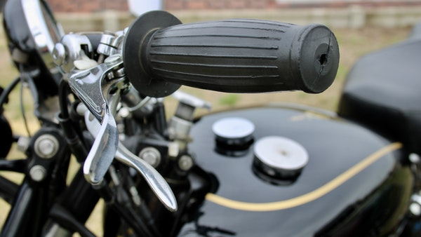 1950 Vincent Black Shadow For Sale (picture 11 of 49)