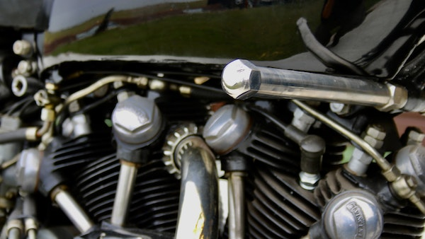 1950 Vincent Black Shadow For Sale (picture 30 of 49)