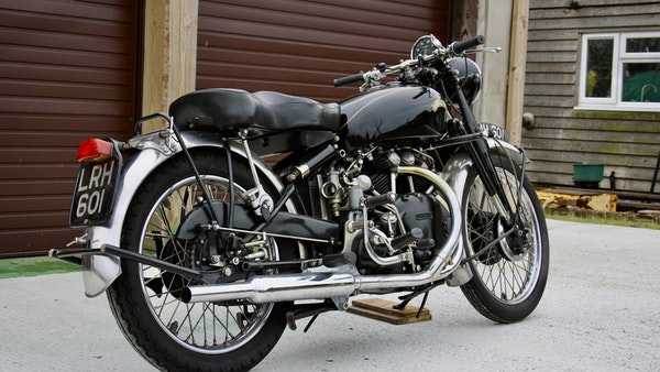 1950 Vincent Black Shadow For Sale (picture 5 of 49)