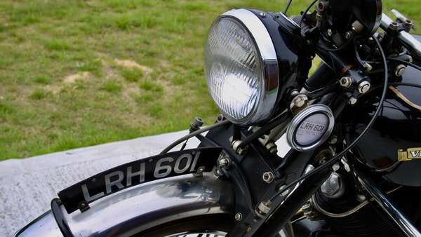 1950 Vincent Black Shadow For Sale (picture 16 of 49)