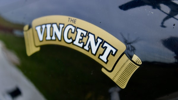 1950 Vincent Black Shadow For Sale (picture 18 of 49)