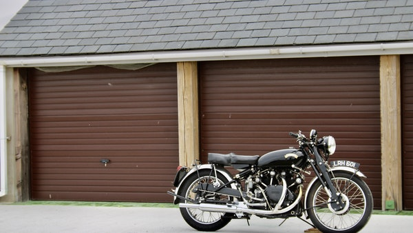 1950 Vincent Black Shadow For Sale (picture 8 of 49)