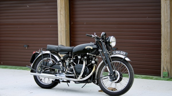 1950 Vincent Black Shadow For Sale (picture 9 of 49)