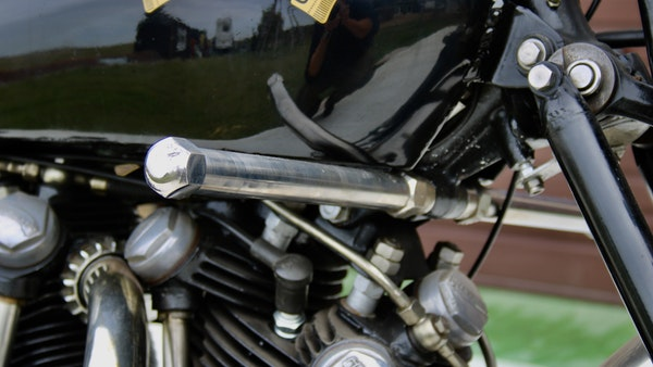 1950 Vincent Black Shadow For Sale (picture 31 of 49)