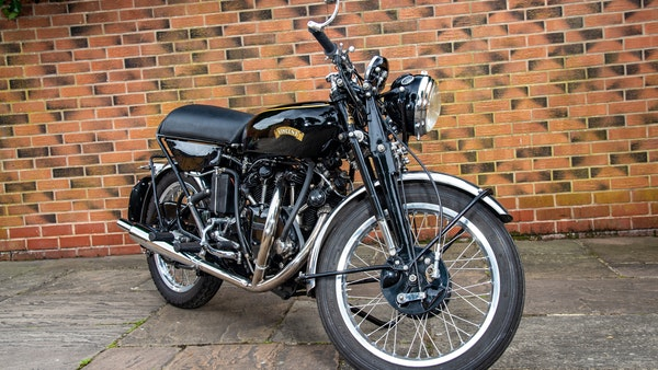 1955 Vincent Rapide Series D For Sale (picture 3 of 75)