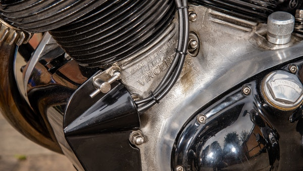 1955 Vincent Rapide Series D For Sale (picture 64 of 75)