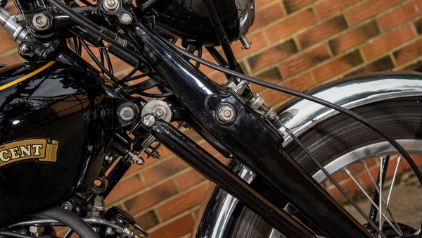 1955 Vincent Rapide Series D For Sale (picture 16 of 75)