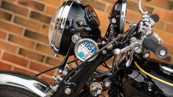 1955 Vincent Rapide Series D For Sale (picture 34 of 75)