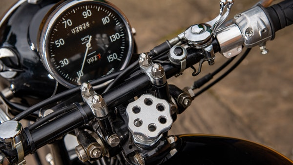 1955 Vincent Rapide Series D For Sale (picture 9 of 75)