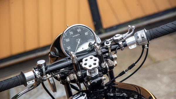 1955 Vincent Rapide Series D For Sale (picture 8 of 75)