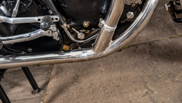 1955 Vincent Rapide Series D For Sale (picture 31 of 75)