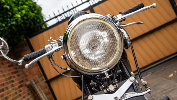 1955 Vincent Rapide Series D For Sale (picture 48 of 75)
