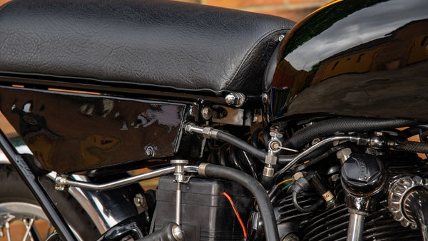 1955 Vincent Rapide Series D For Sale (picture 59 of 75)