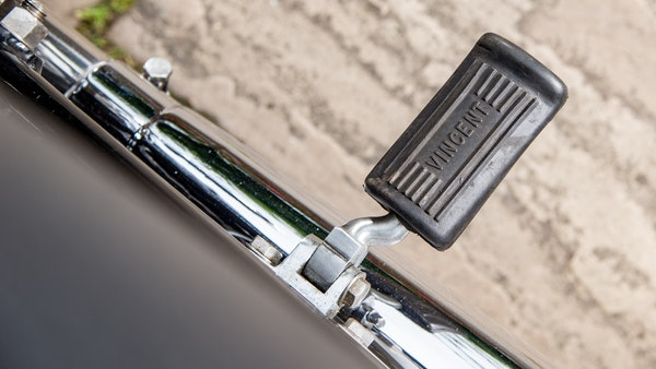 1955 Vincent Rapide Series D For Sale (picture 24 of 75)