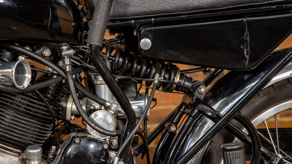 1955 Vincent Rapide Series D For Sale (picture 38 of 75)