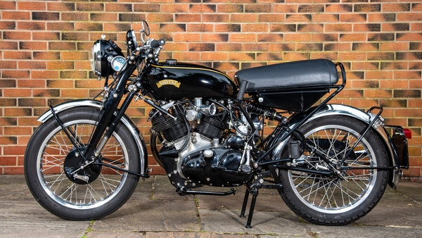 1955 Vincent Rapide Series D For Sale (picture 1 of 75)
