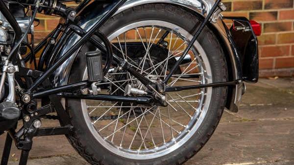 1955 Vincent Rapide Series D For Sale (picture 37 of 75)