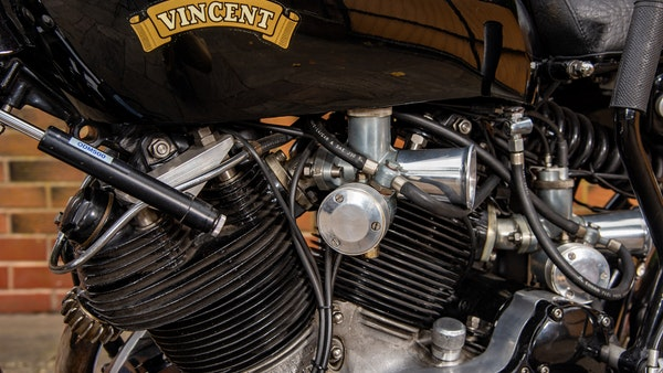 1955 Vincent Rapide Series D For Sale (picture 65 of 75)
