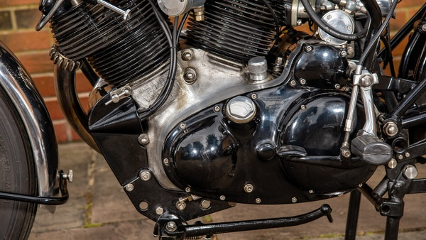 1955 Vincent Rapide Series D For Sale (picture 36 of 75)