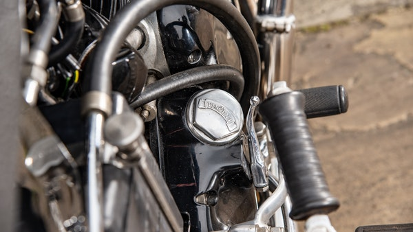 1955 Vincent Rapide Series D For Sale (picture 20 of 75)