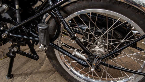 1955 Vincent Rapide Series D For Sale (picture 63 of 75)