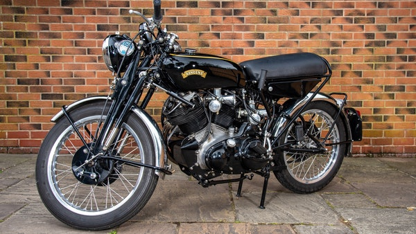 1955 Vincent Rapide Series D For Sale (picture 4 of 75)