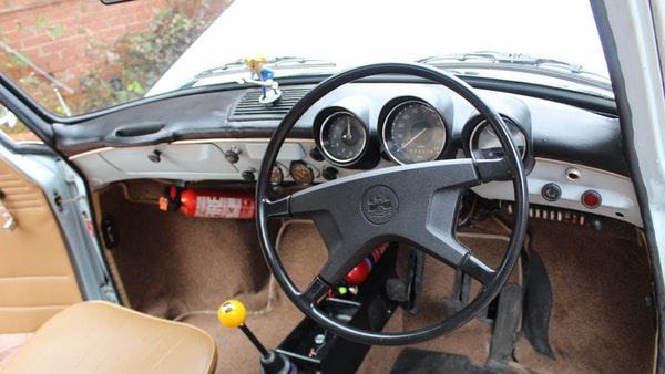 1972 Volkswagen 1600TE Fastback For Sale (picture 23 of 95)