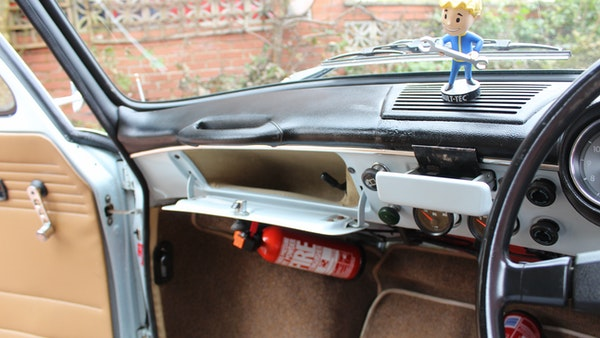 1972 Volkswagen 1600TE Fastback For Sale (picture 26 of 95)