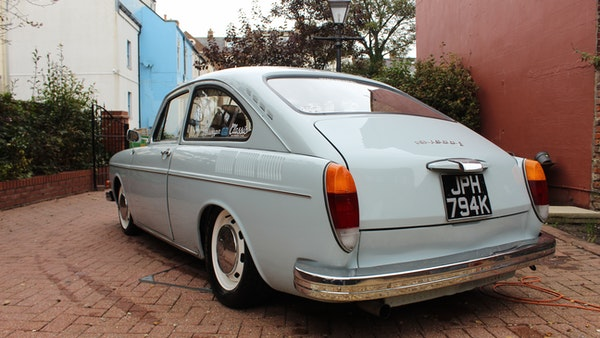 1972 Volkswagen 1600TE Fastback For Sale (picture 9 of 95)