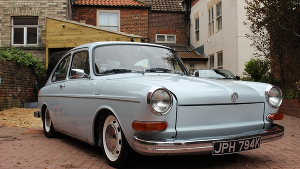 1972 Volkswagen 1600TE Fastback For Sale (picture 3 of 95)