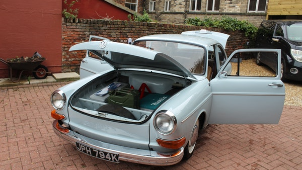 1972 Volkswagen 1600TE Fastback For Sale (picture 38 of 95)