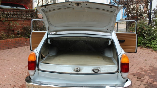 1972 Volkswagen 1600TE Fastback For Sale (picture 30 of 95)