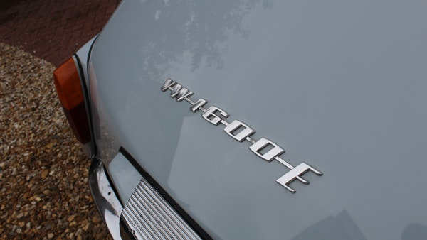 1972 Volkswagen 1600TE Fastback For Sale (picture 33 of 95)
