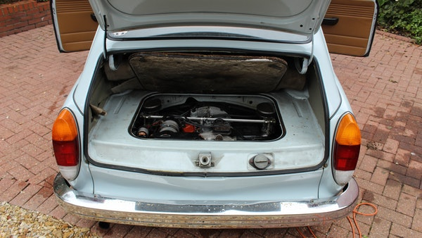 1972 Volkswagen 1600TE Fastback For Sale (picture 31 of 95)