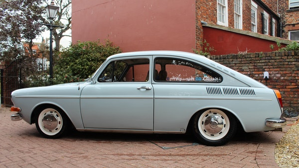 1972 Volkswagen 1600TE Fastback For Sale (picture 4 of 95)