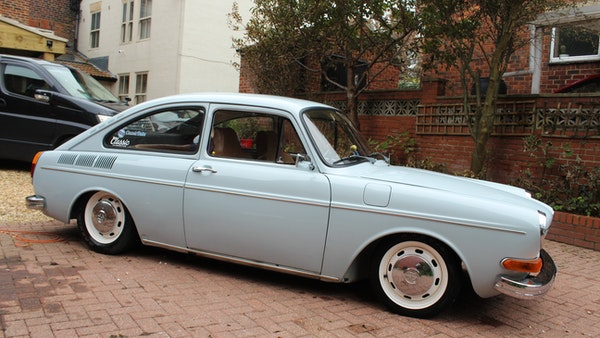 1972 Volkswagen 1600TE Fastback For Sale (picture 11 of 95)