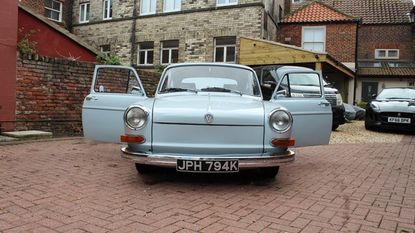 1972 Volkswagen 1600TE Fastback For Sale (picture 13 of 95)