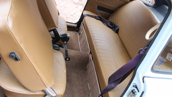 1972 Volkswagen 1600TE Fastback For Sale (picture 28 of 95)