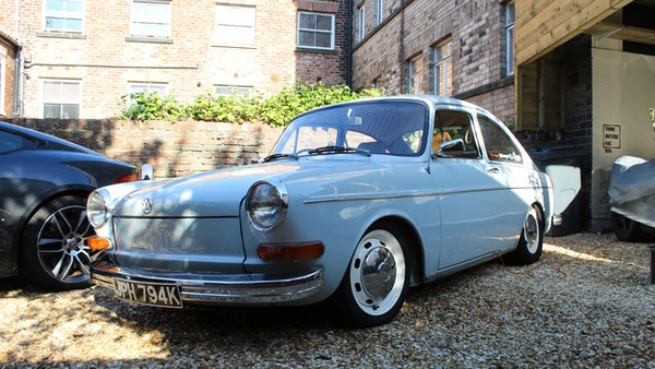 1972 Volkswagen 1600TE Fastback For Sale (picture 6 of 95)