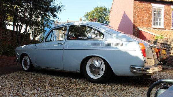 1972 Volkswagen 1600TE Fastback For Sale (picture 12 of 95)