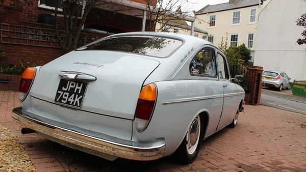 1972 Volkswagen 1600TE Fastback For Sale (picture 8 of 95)