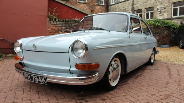 1972 Volkswagen 1600TE Fastback For Sale (picture 1 of 95)