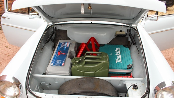 1972 Volkswagen 1600TE Fastback For Sale (picture 39 of 95)