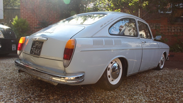 1972 Volkswagen 1600TE Fastback For Sale (picture 5 of 95)