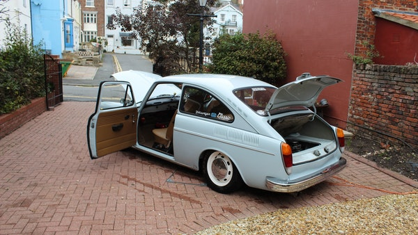 1972 Volkswagen 1600TE Fastback For Sale (picture 15 of 95)