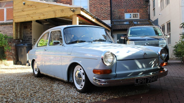 1972 Volkswagen 1600TE Fastback For Sale (picture 7 of 95)