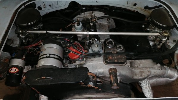 1972 Volkswagen 1600TE Fastback For Sale (picture 81 of 95)