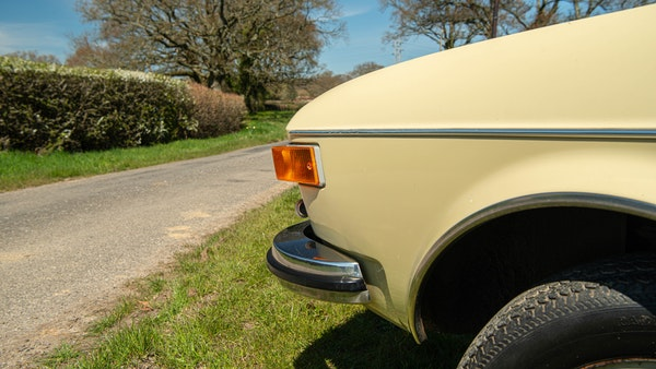 1973 VW 412 LE Variant For Sale (picture 19 of 68)